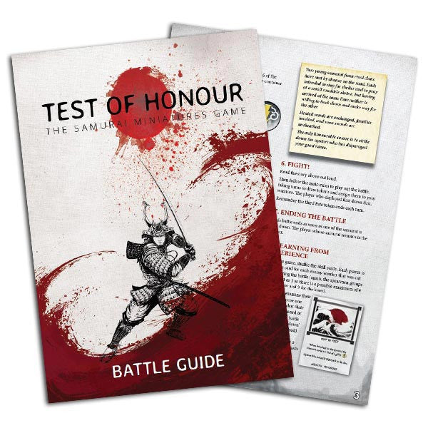 Test of Honour PDF Battle Guide French