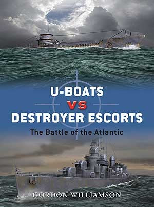 U-boats vs Destroyer Escorts - The Battle of the Atlantic