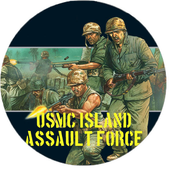 USMC Island Assault Force 1500pt