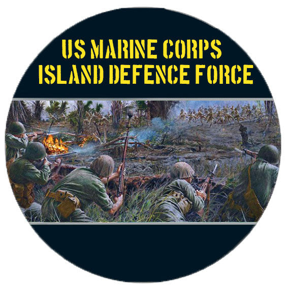USMC Island Defence Force 1500pt