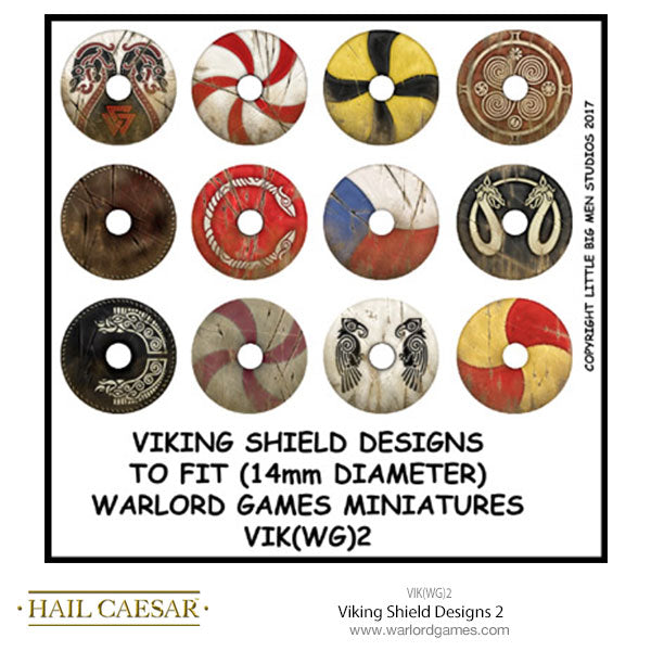 Viking Shield Designs 2
