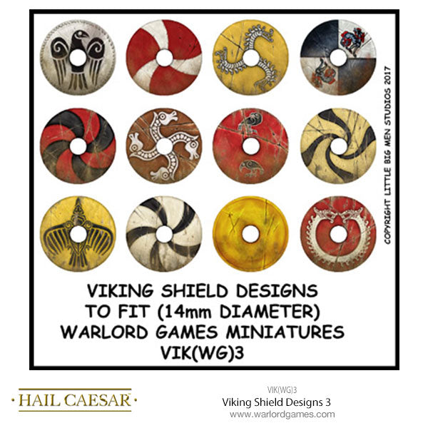 Viking Shield Designs 3