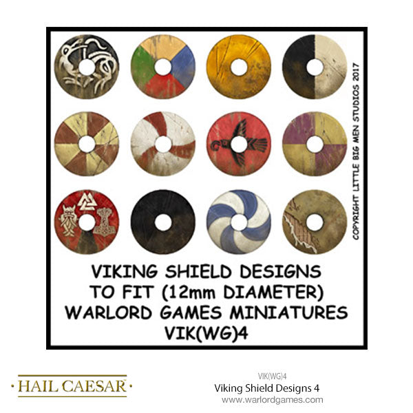 Viking Shield Designs 4