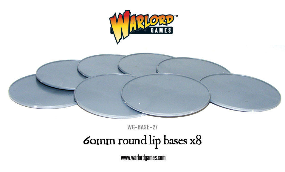 25mm round lipped bases of dating