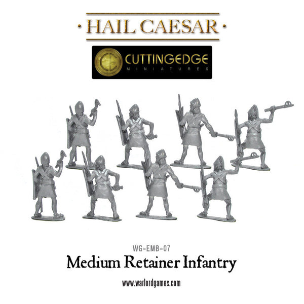 Medium Retainer Infantry