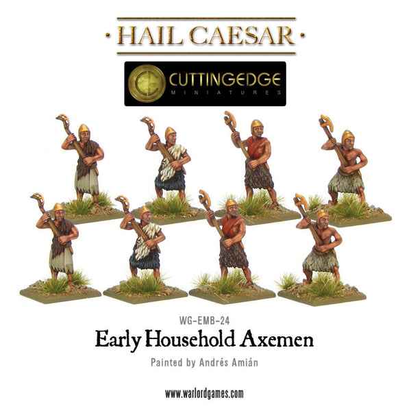 Early Household Axemen
