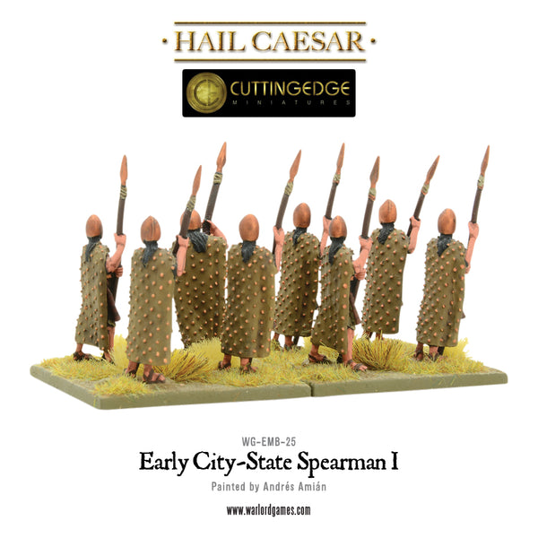 Early City-State Spearmen I