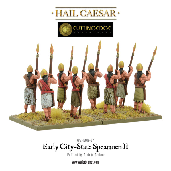 Early City-State Spearmen II