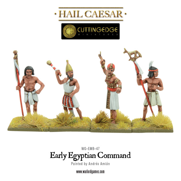 Early Egyptian command