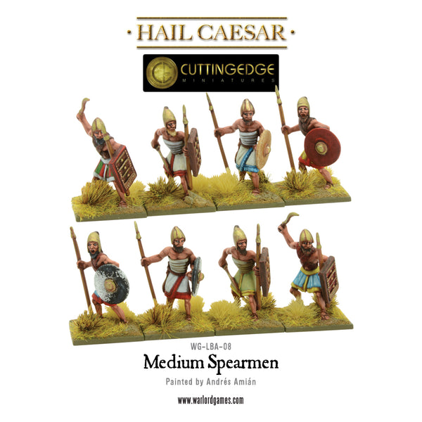 Medium Spearmen
