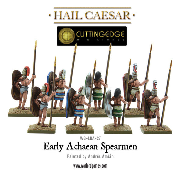 Early Achaean Spearmen