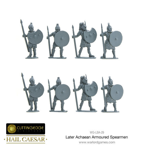 Later Achaean Armoured Spearmen