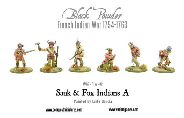 Sauk & Fox Indians A