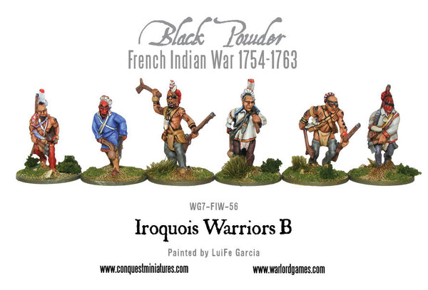 Iroquois Warriors B