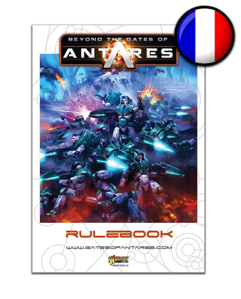 Digital French Beyond the Gates of Antares PDF