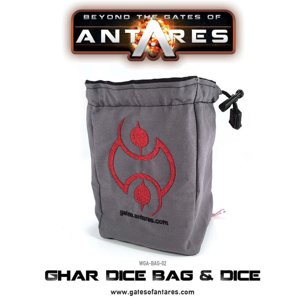 Ghar Dice Bag and Dice