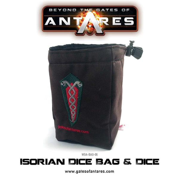 Isorian Dice Bag