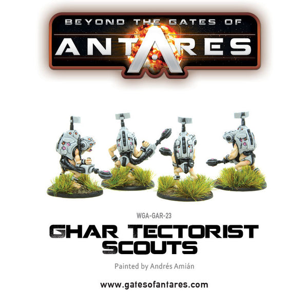 Ghar Tectorists Scouts