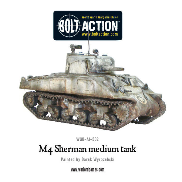 Build Your Own M4 Sherman Kit