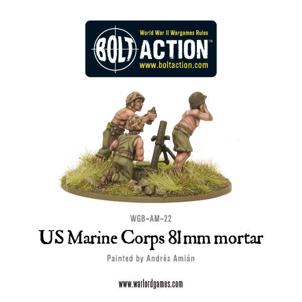 US Marine Corps - Warlord Games