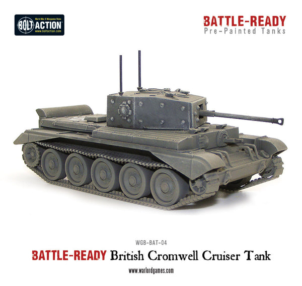 Cromwell Battle Ready Tank