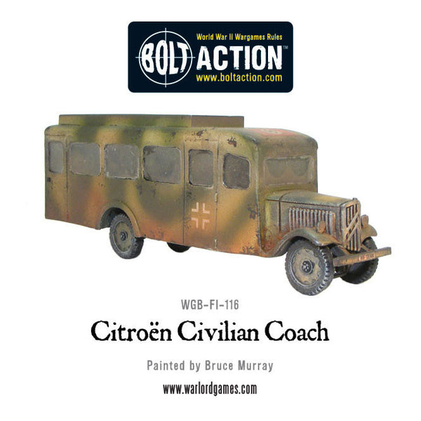 Citroen civilian coach