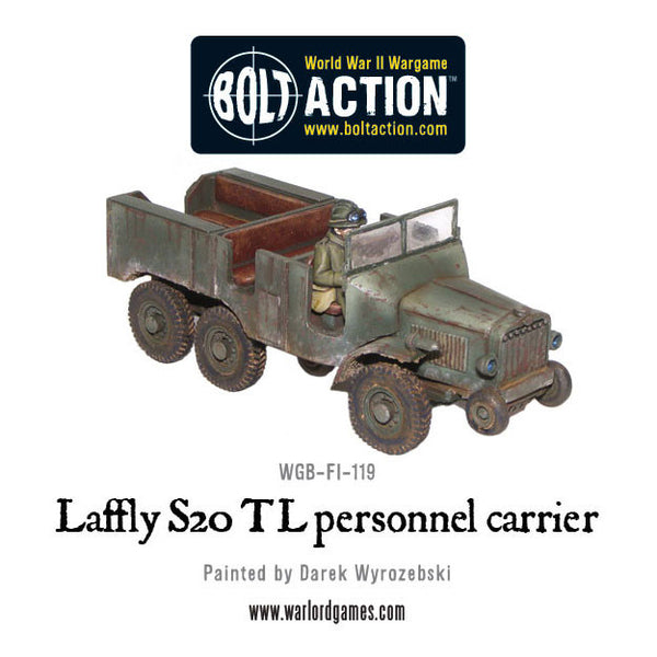 Laffly S20 TL personnel carrier