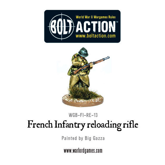 French Infantry Reloading Rifle