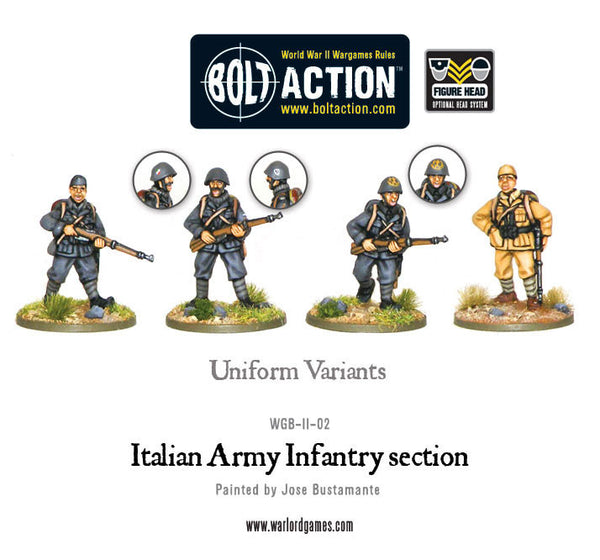 Italian Army section