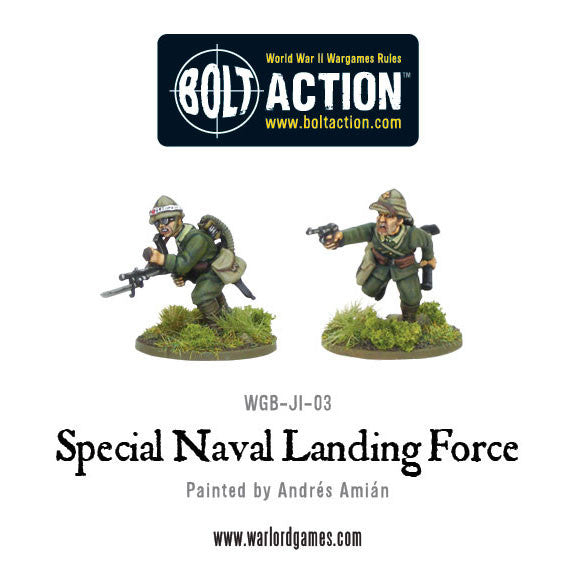 Japanese Special Naval Landing Force