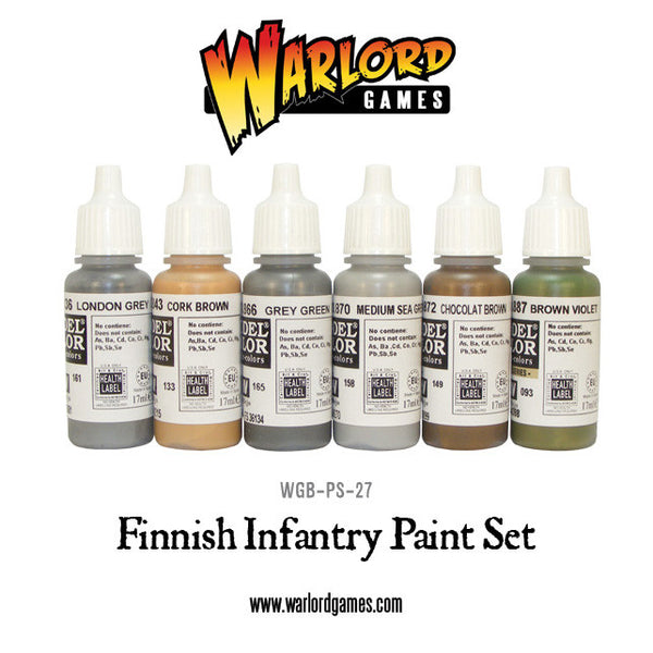 Finnish Paint Set
