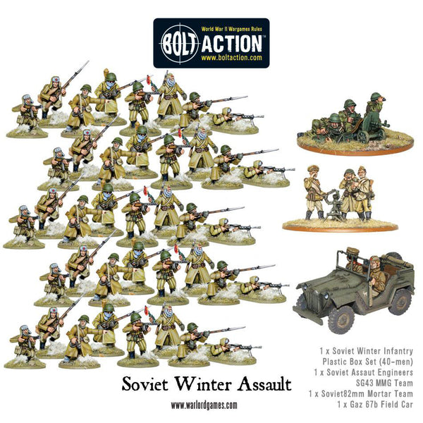 Soviet Winter Assault