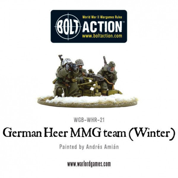 German Winter Assault