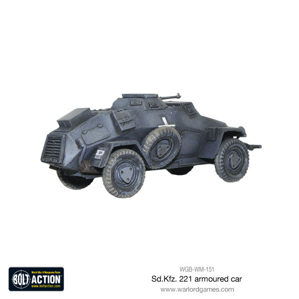 Sd.Kfz 221 Armoured Car