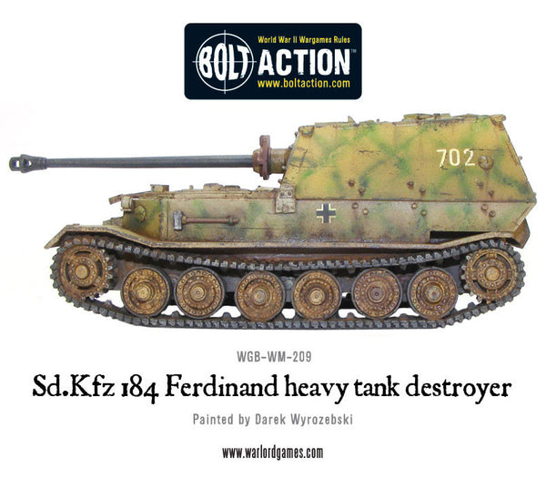 Sd.Kfz 184 Ferdinand heavy tank destroyer