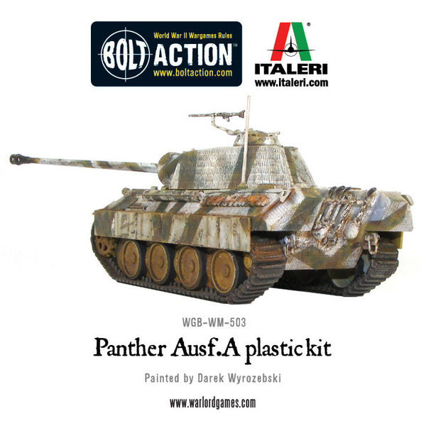 Build Your Own Panther Kit