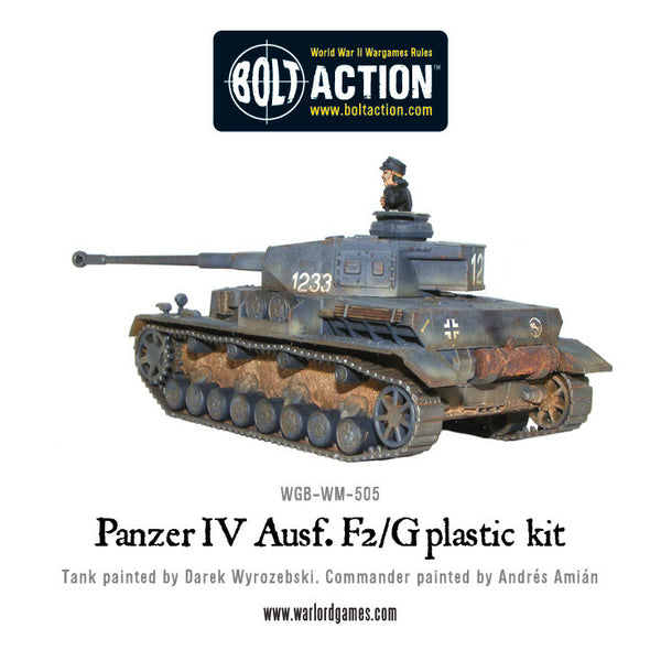 Build Your Own Panzer IV Kit
