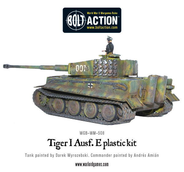 Build Your Own Tiger I Kit