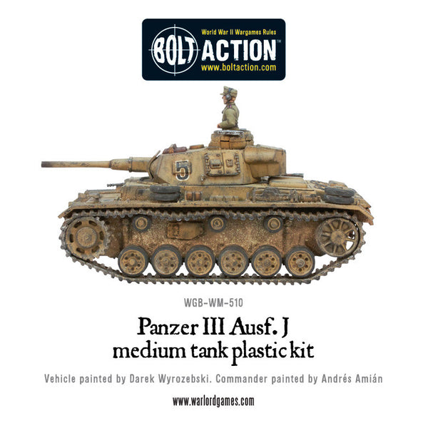 Build Your Own Panzer III Kit