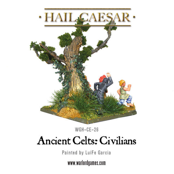 Ancient Celts: Civilians