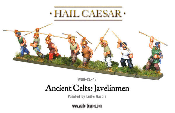 Ancient Celts: Javelinmen