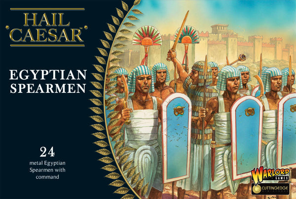 Egyptian Spearmen