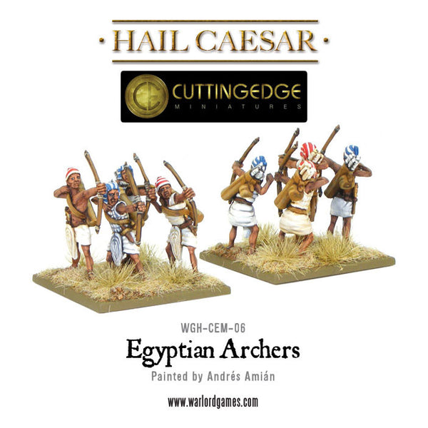 Egyptian Archers