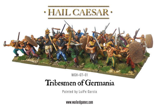 Germanic Tribesmen army deal