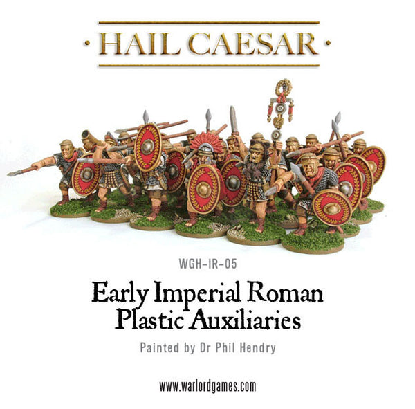 Auxiliary Roman Reinforcements