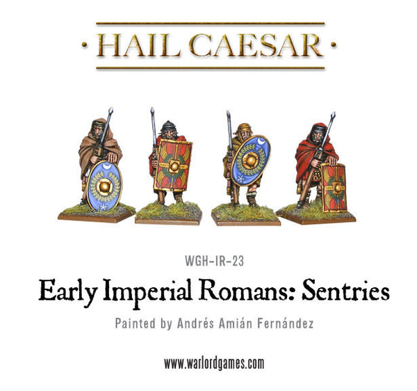 Roman Army on Campaign upgrade set