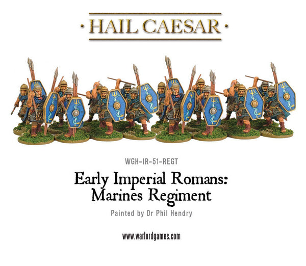 Early Imperial Romans: Marines Regiment
