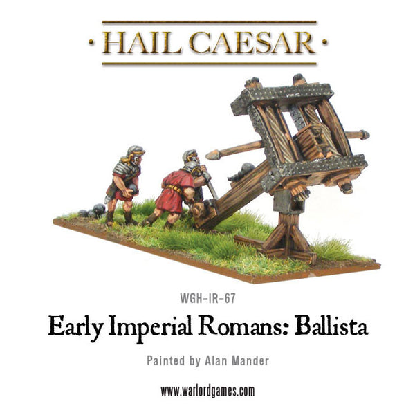 early imperial romans ballista warlord games