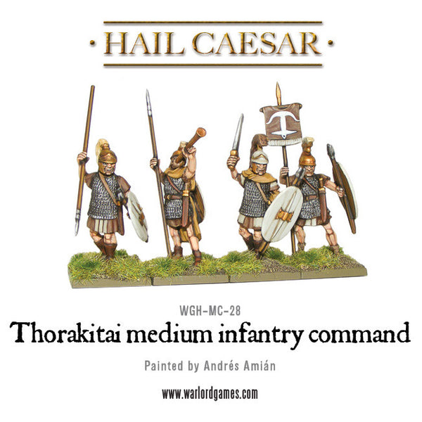 Thorakitai medium infantry command