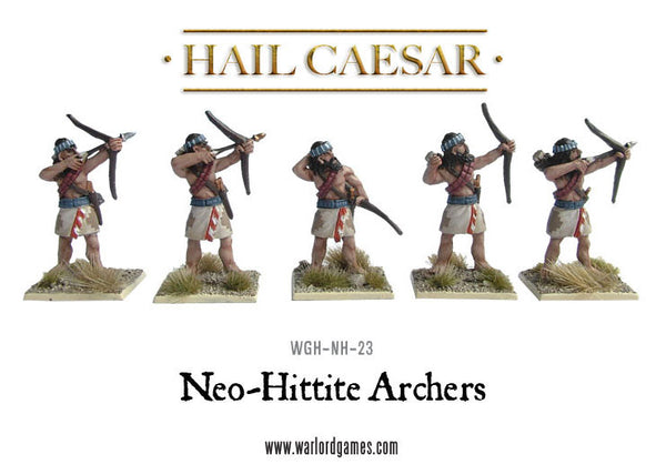 Neo-Hittite archers regiment